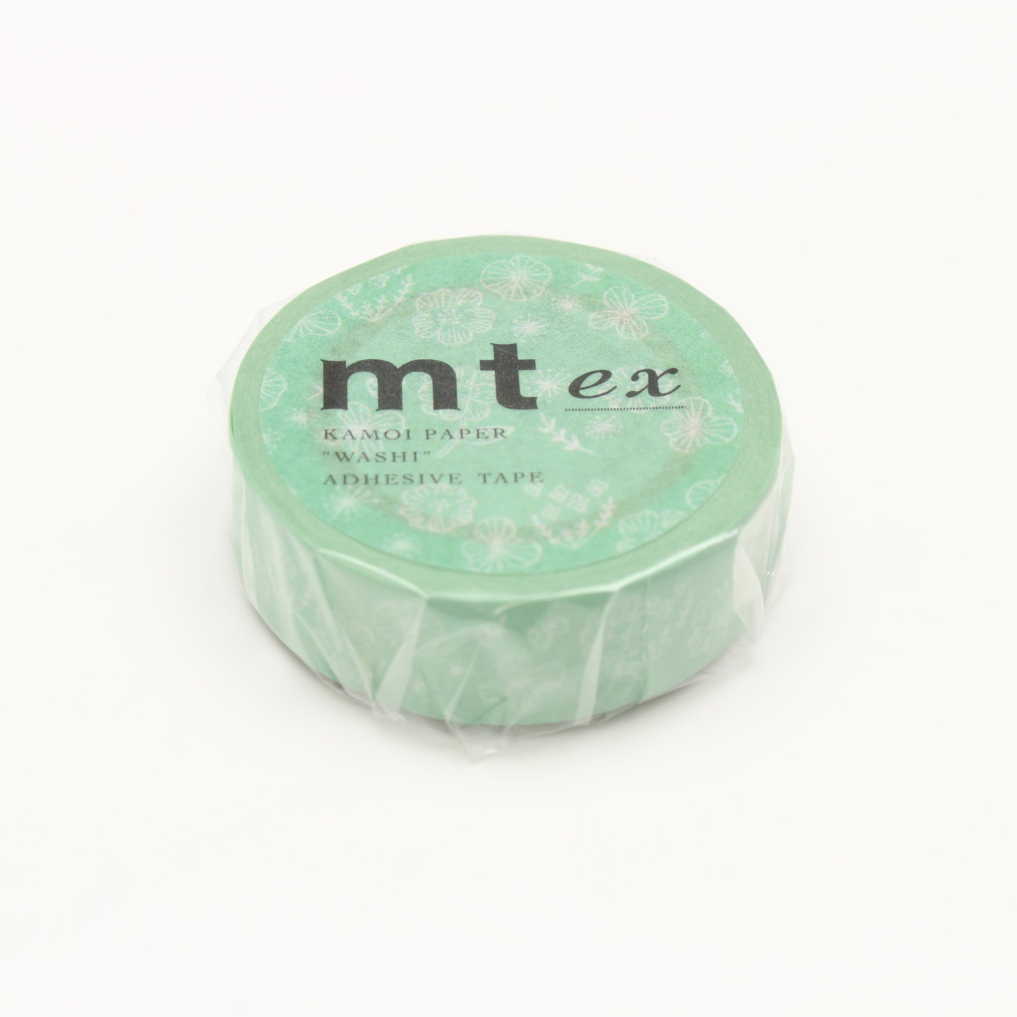 MT EX Washi Tape Wild Flower