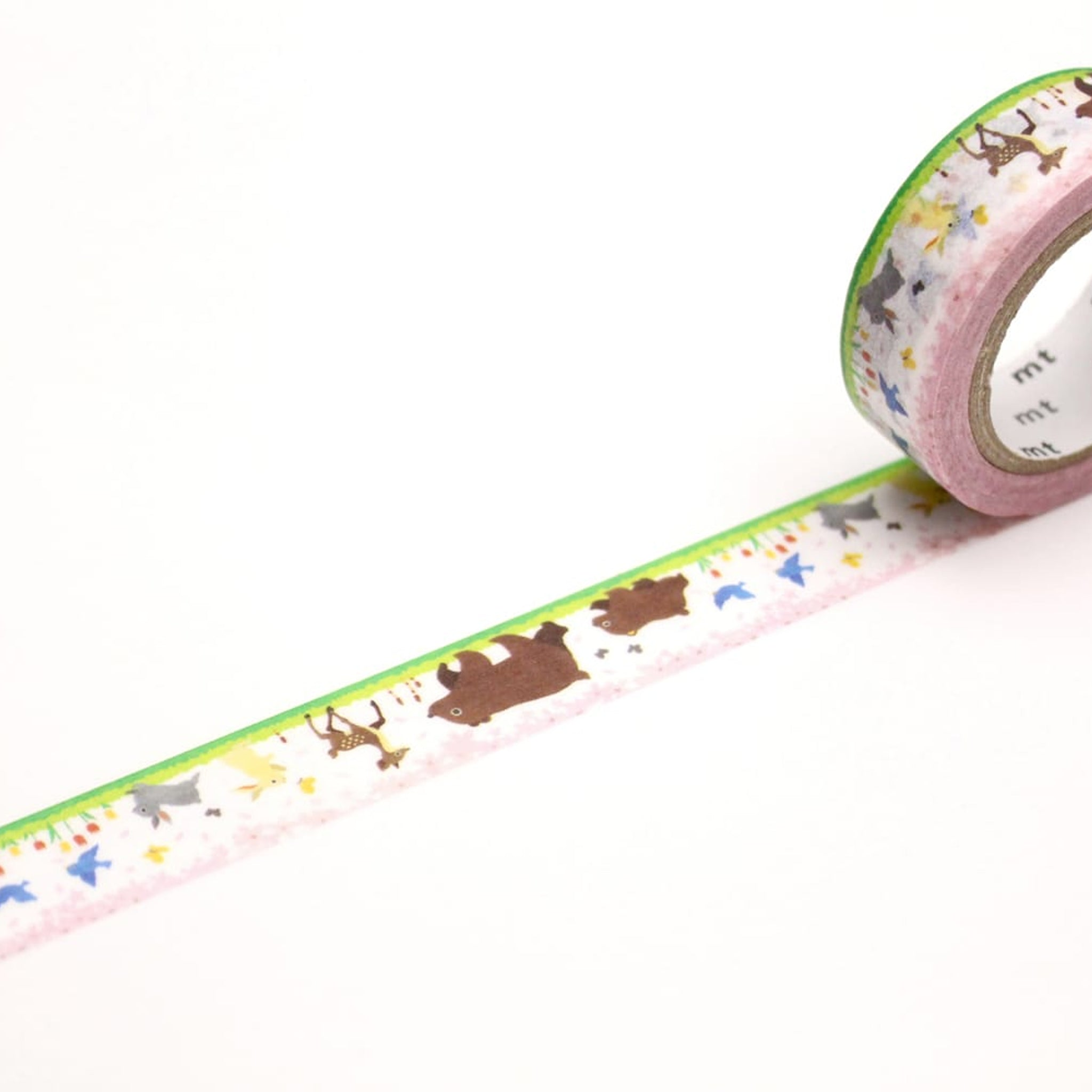 MT EX Washi Tape Awake From Hibernation