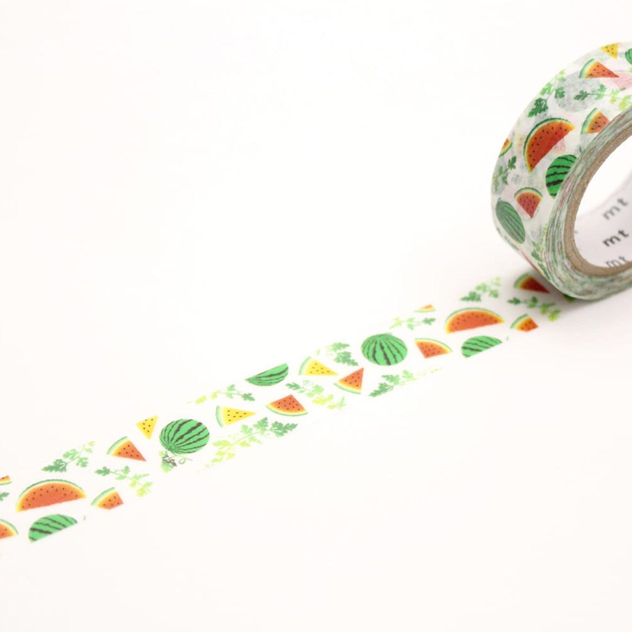 MT EX Washi Tape Watermelon