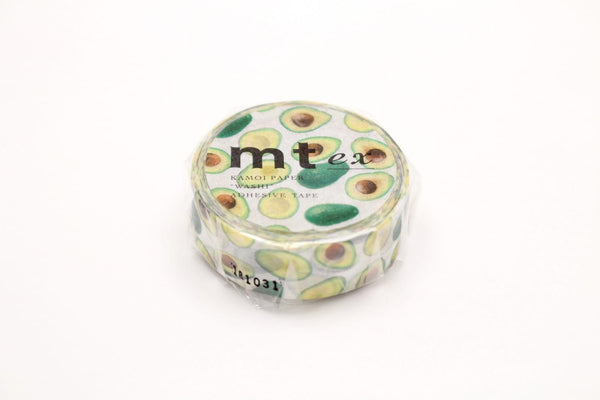 MT EX Washi Tape Avocado