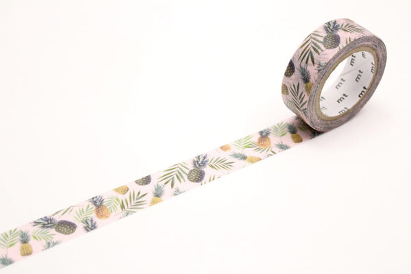 MT EX Washi Tape Pineapple