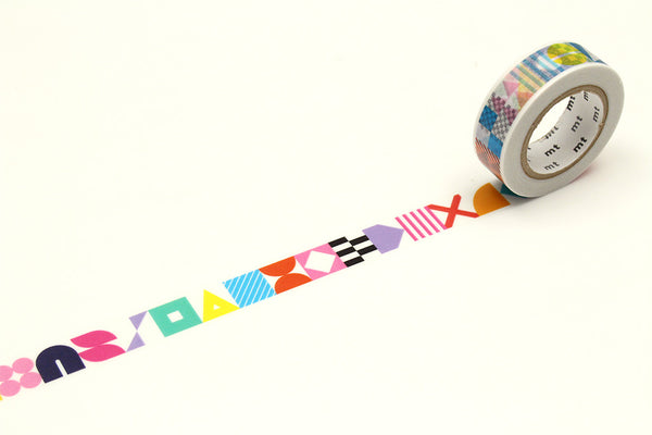 mt x Kapitza Symbols Washi Tape