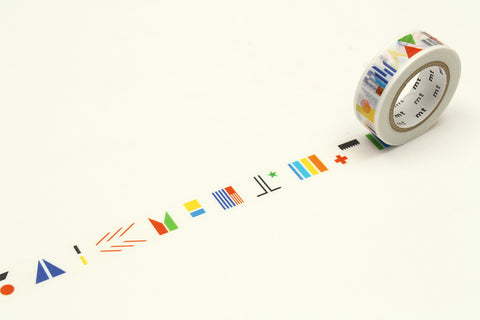 mt x SDL Making Worlds Washi Tape