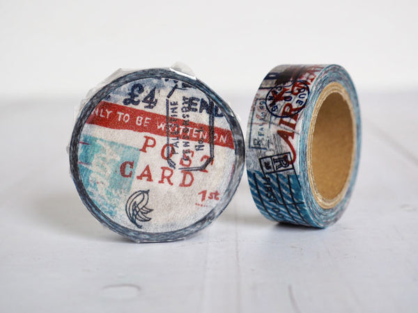 Round Top x ChamilGarden Deadline Washi Tape (MTW-1307-004) | Washi Wednesday