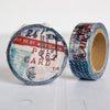 Round Top x ChamilGarden Deadline Washi Tape