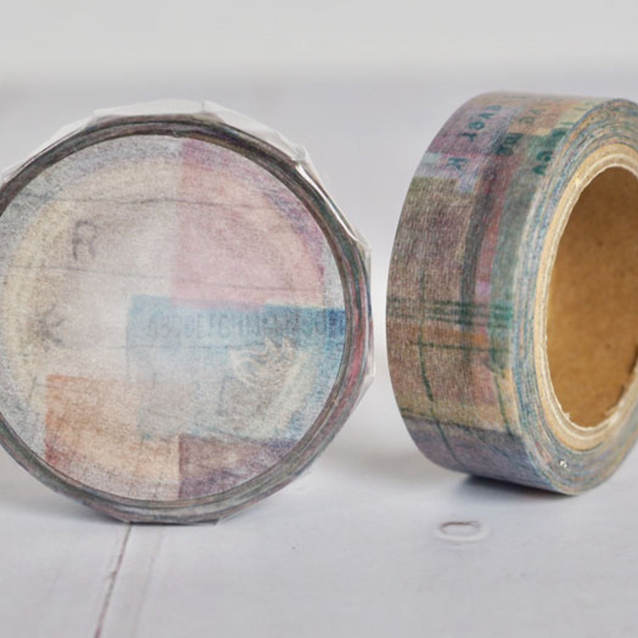 Round Top x ChamilGarden Water Colour Washi Tape