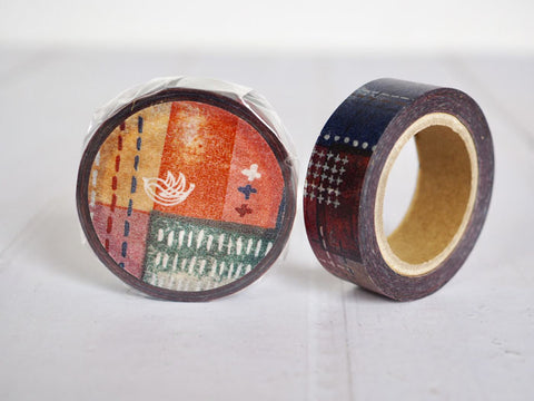 Round Top x ChamilGarden In The Bosom Washi Tape (MTW-1312-032) | Washi Wednesday