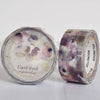 Round Top x Liang Feng Flora (Die-Cut) Watercolor Washi Tape