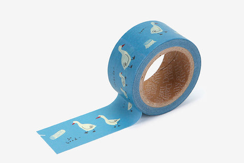 Dailylike Masking Tape 25mm - 01 Duck