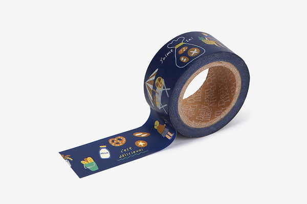 Dailylike Masking Tape 25mm - 11 Bakery