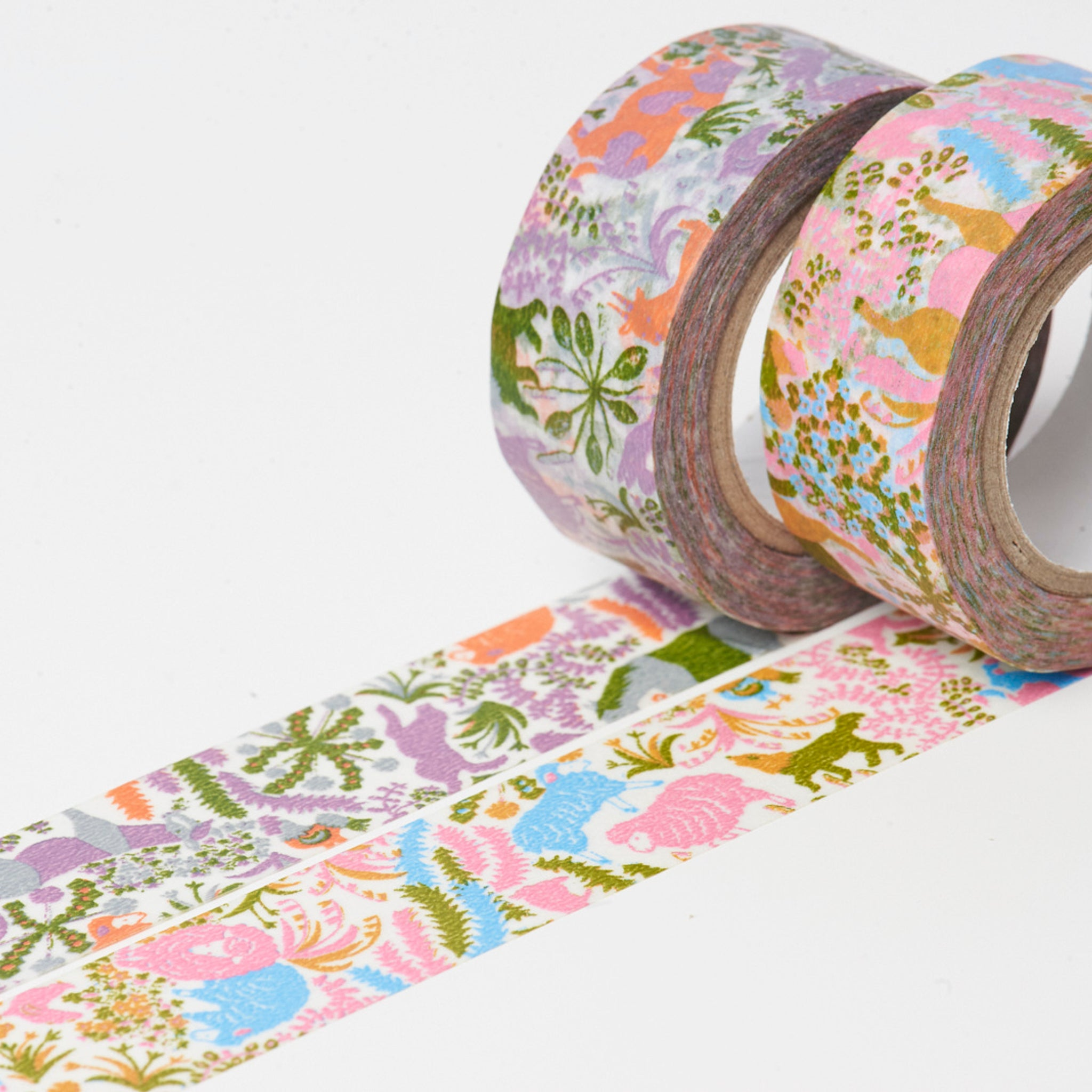 Classiky x Mihani Kobo Ranch Washi Tape Pink