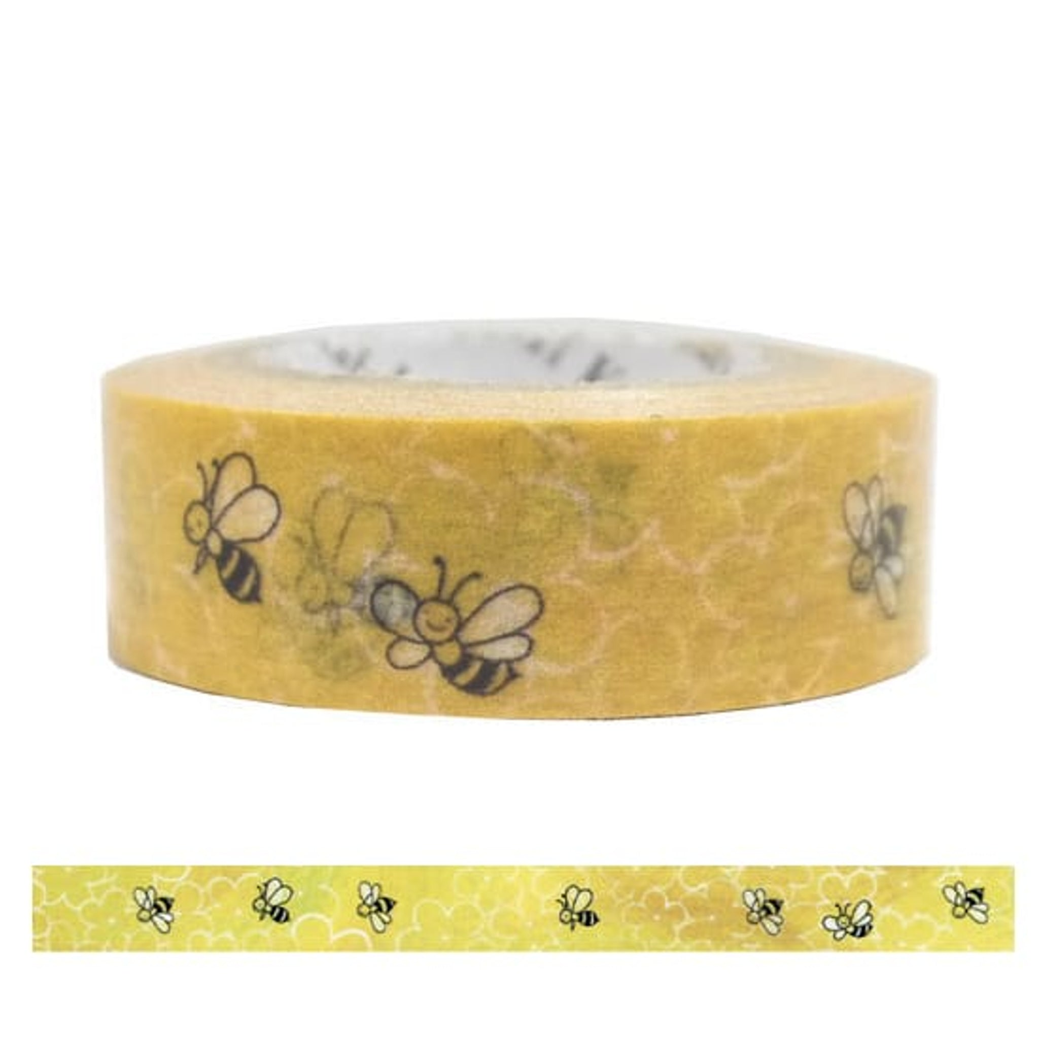 Shinzi Katoh Washi Tape Honeybee
