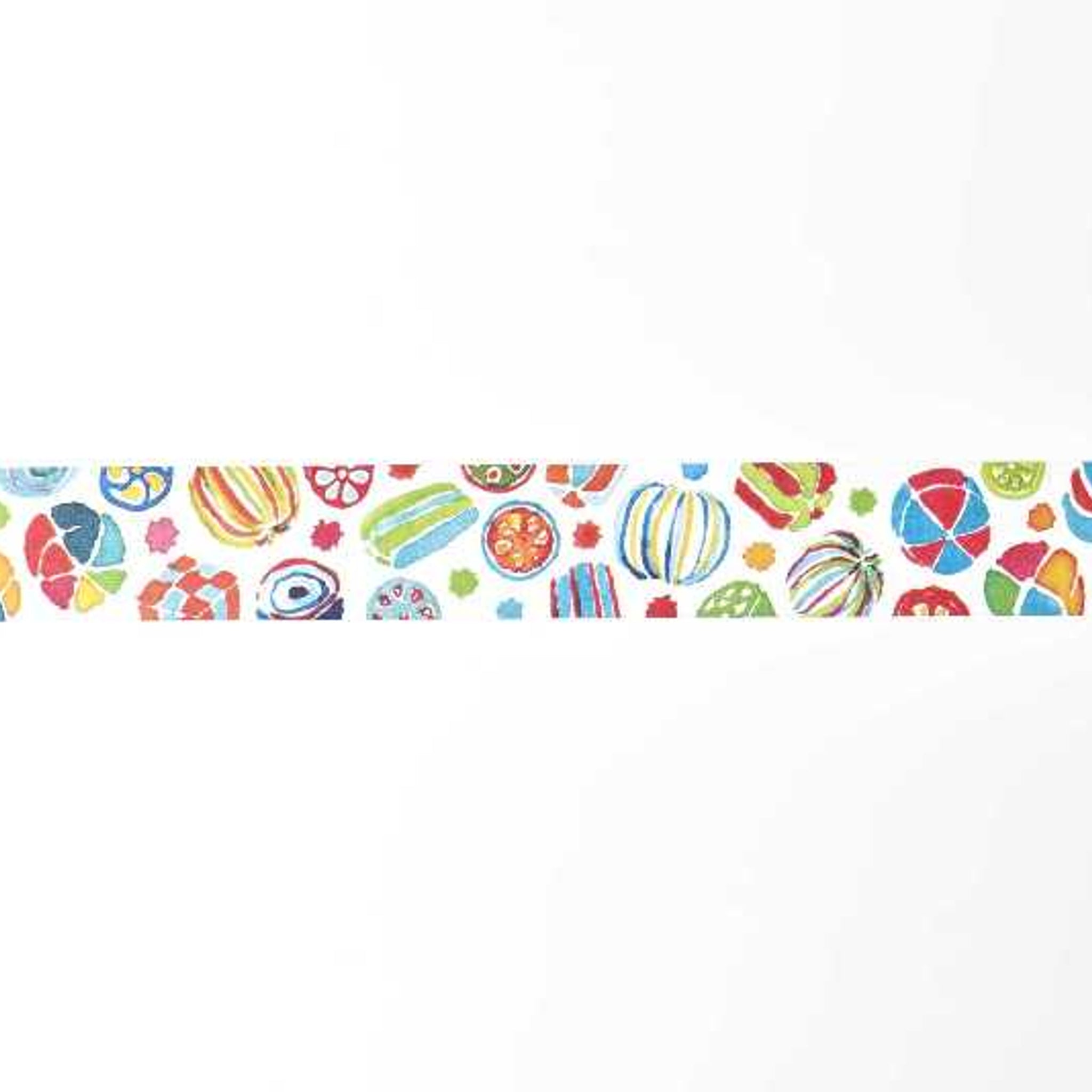 Round Top x Space Craft Washi Tape Candy