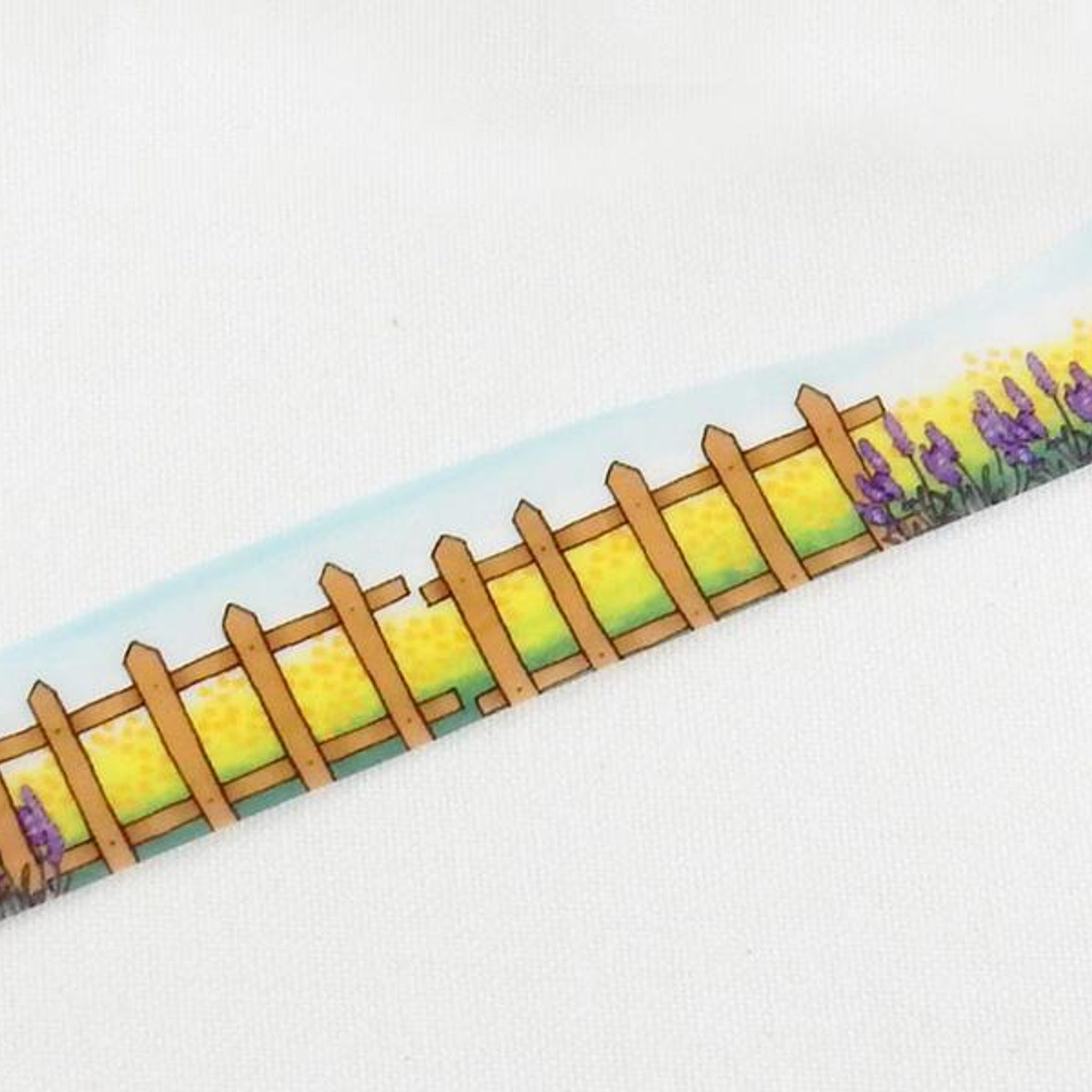 Round Top x Yano Design fence washi tape