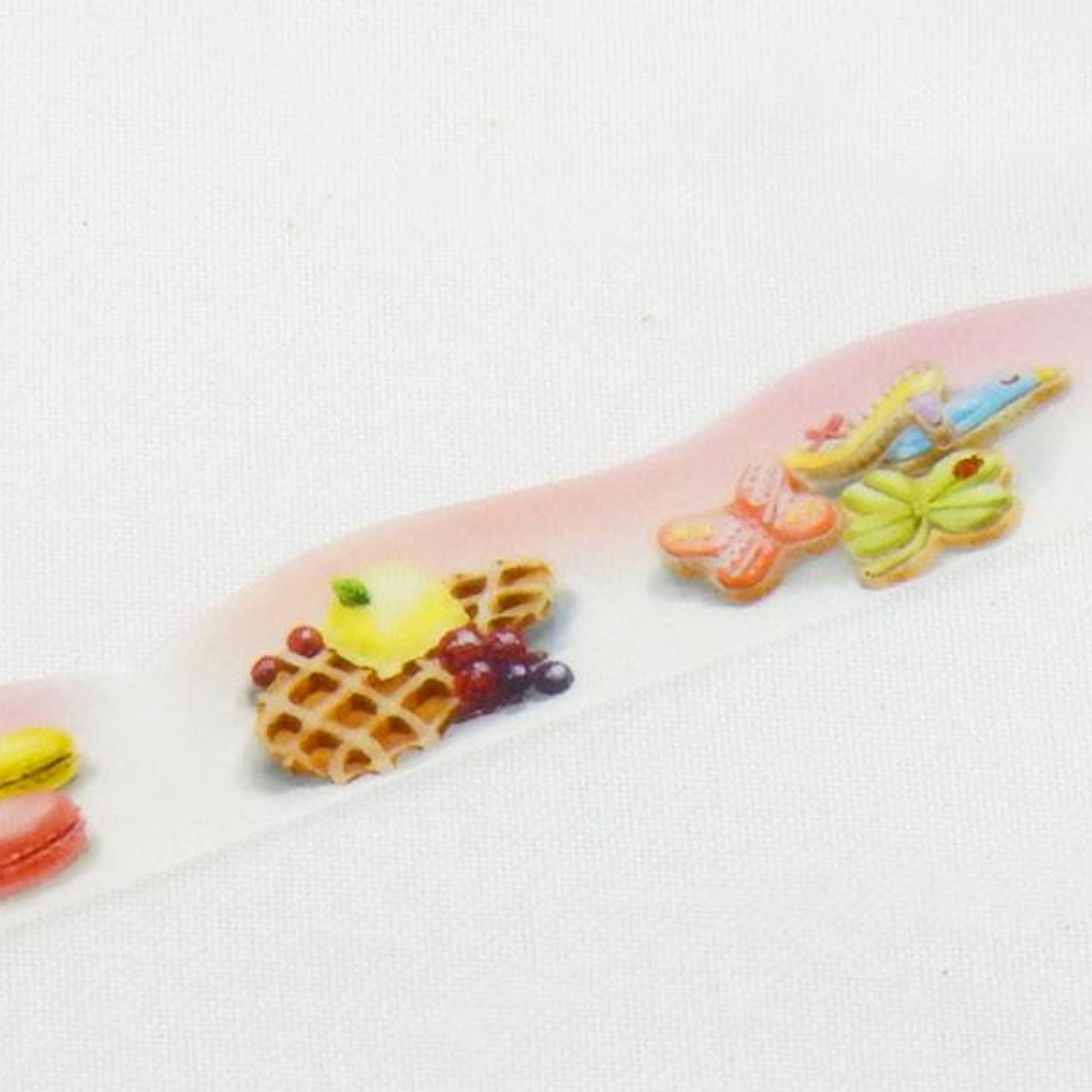 Round Top x Yano Design Spring, Spring Sweets washi tape