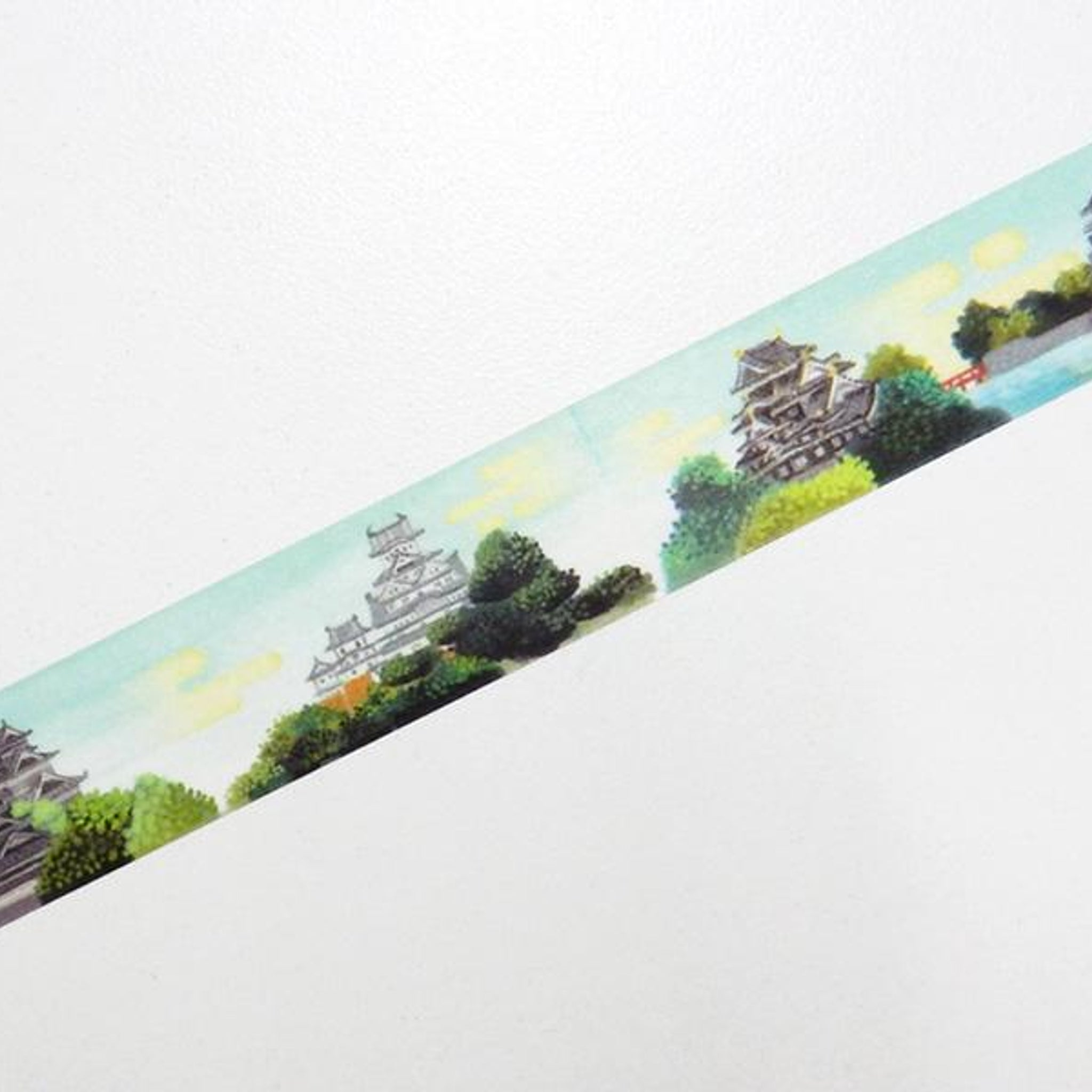 Round Top x Yano Design Aurora washi tape