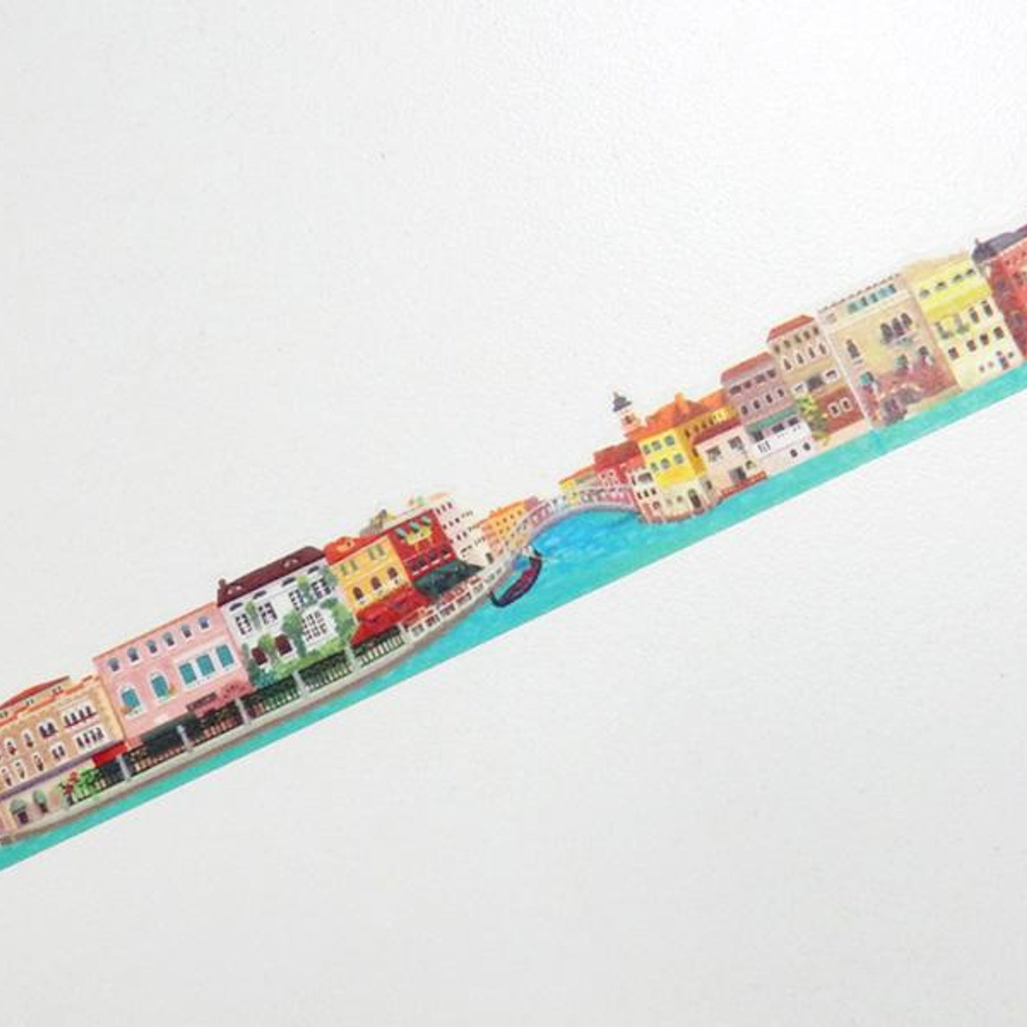 Round Top x Yano Design Venezia washi tape