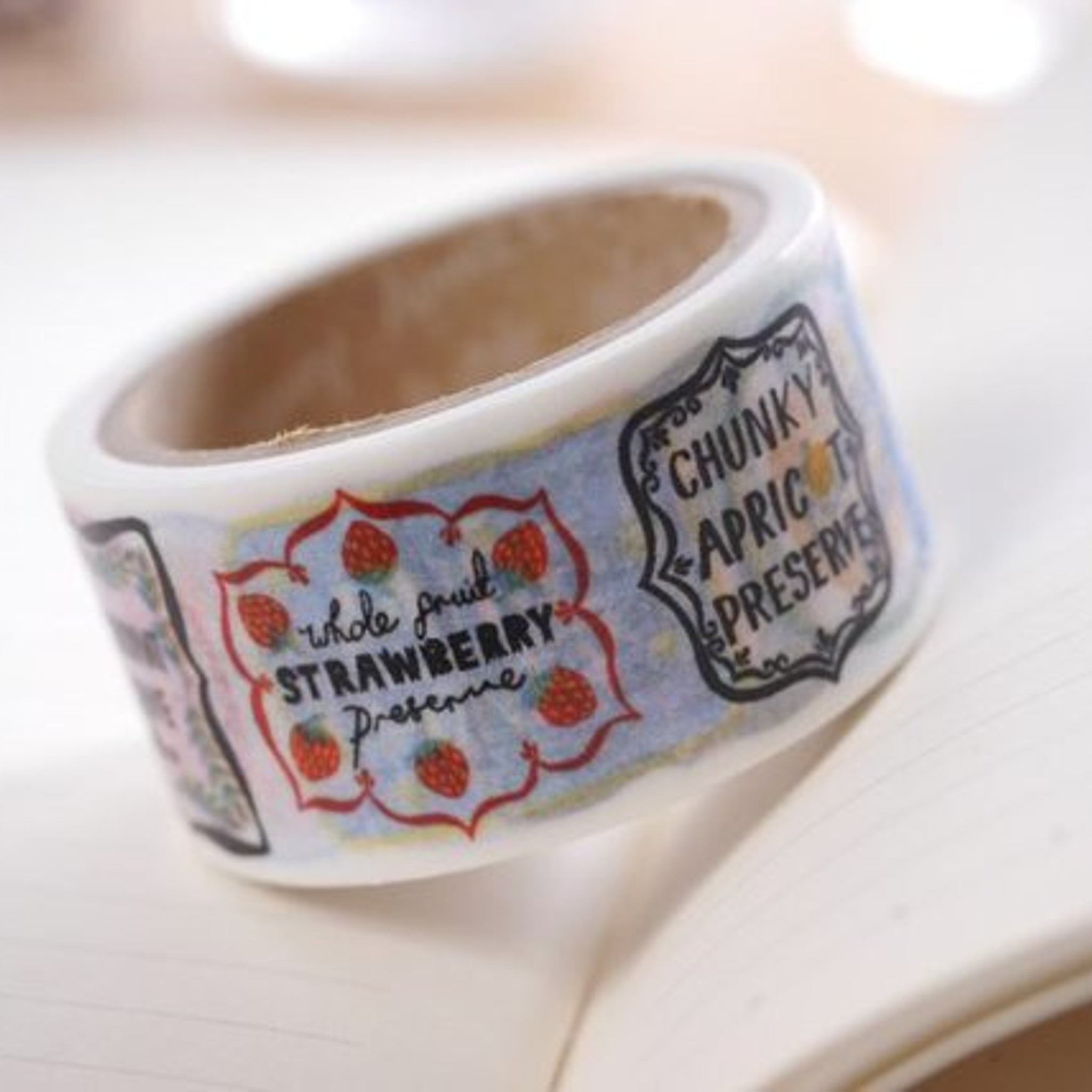 Aimez le Style Washi Tape Fruit Labels