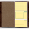 Traveler's Notebook Refill 022 (Regular Size) - Sticky Notes