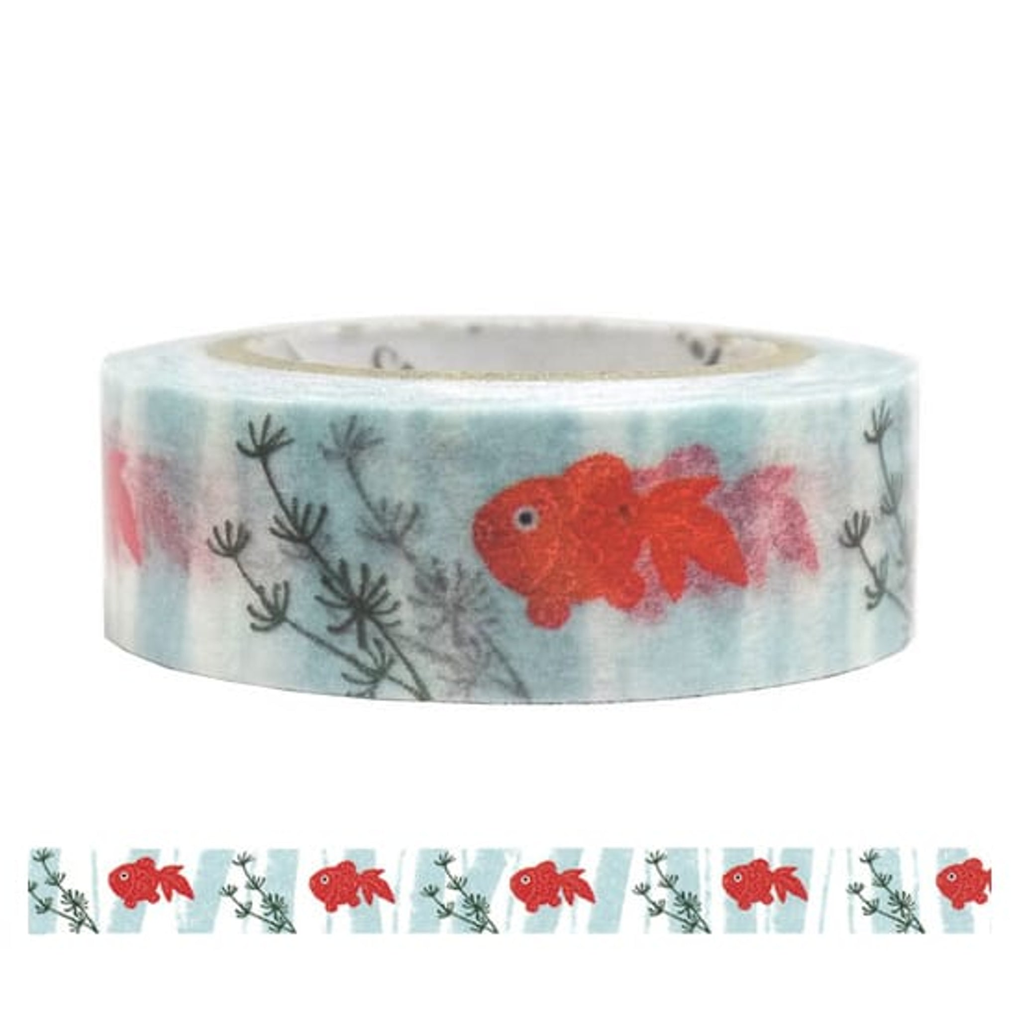 Shinzi Katoh Washi Tape Fishbowl