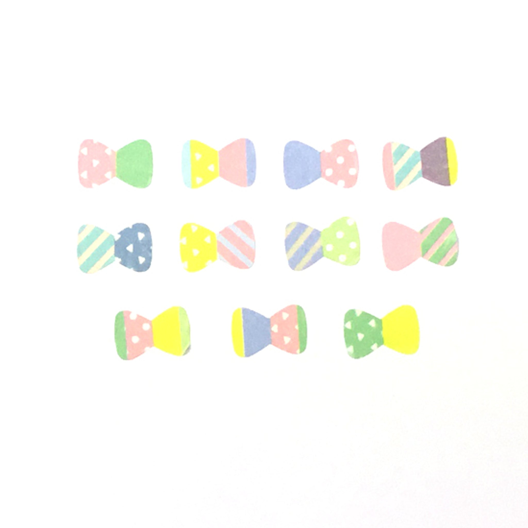 Bande Ribbon Mini Washi Roll Sticker