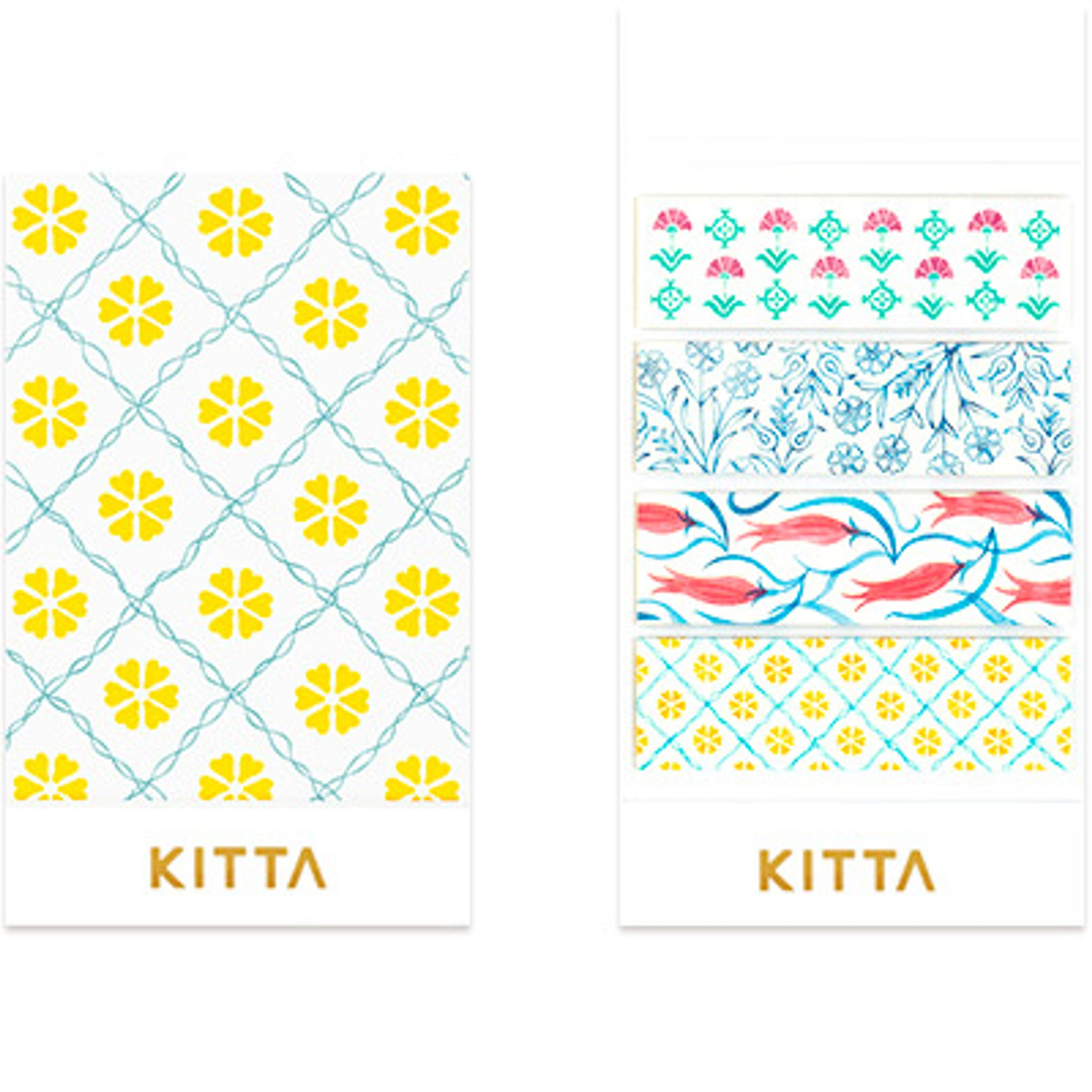 KITTA Washi Tape Arabesque
