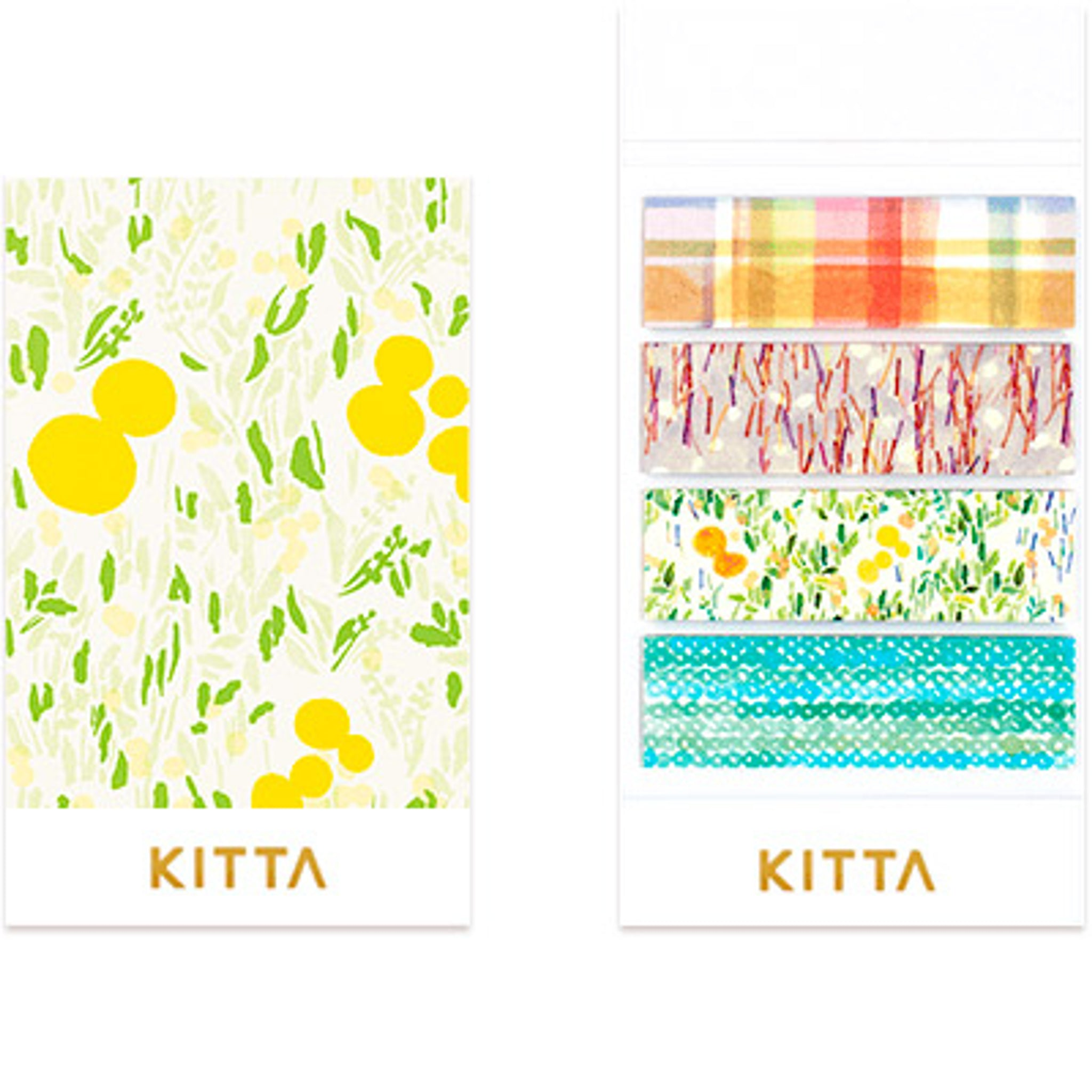 KITTA Washi Tape Picnic