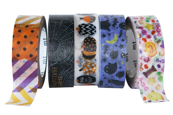 mt Halloween Treats washi tape(MTHALL03) | Washi Wednesday
