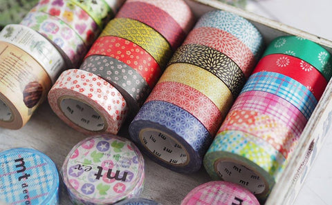 MT Asanoha Karekusa washi tape (MT01D425)