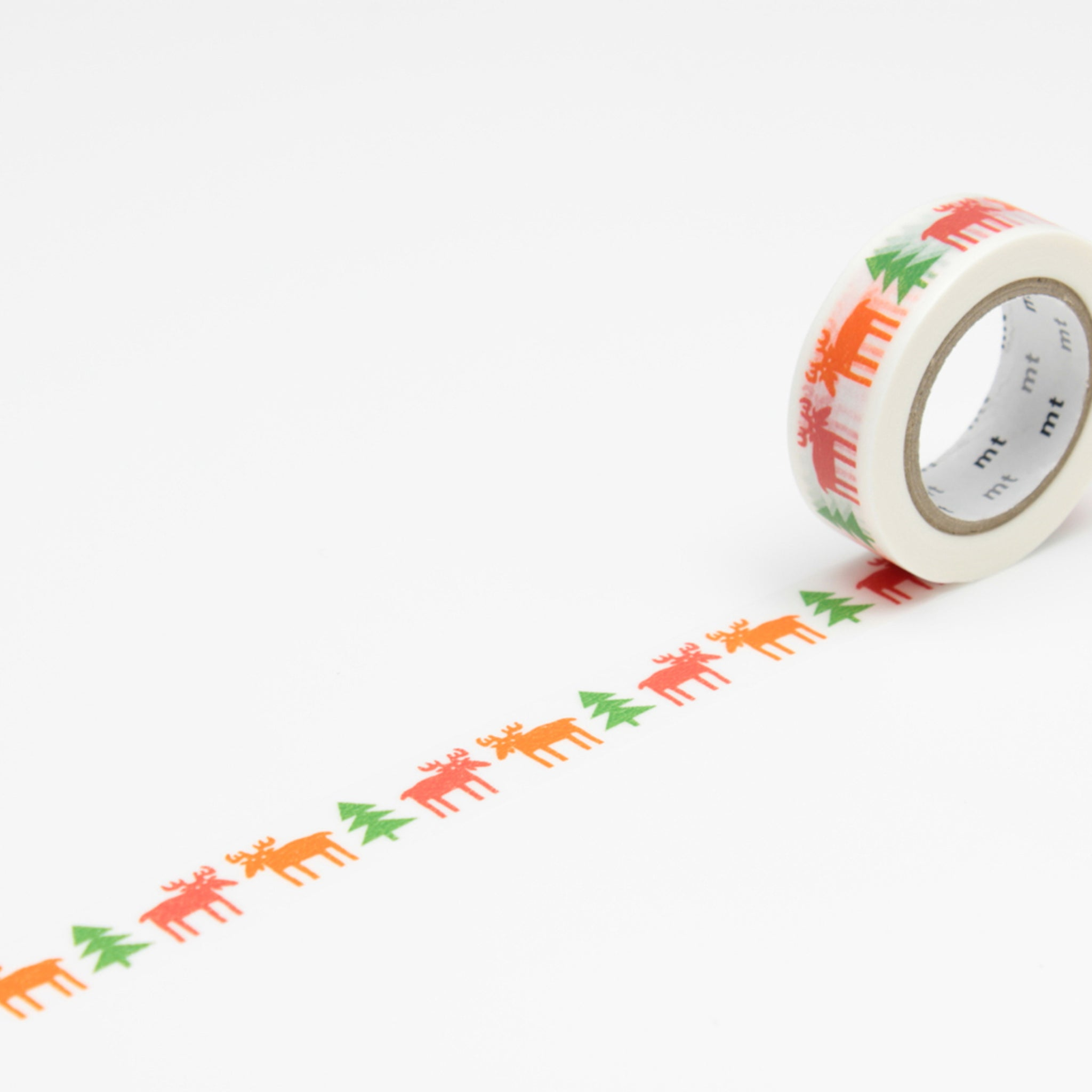 (DC) MT x Bengt & Lotta Washi Tape Happy Moose