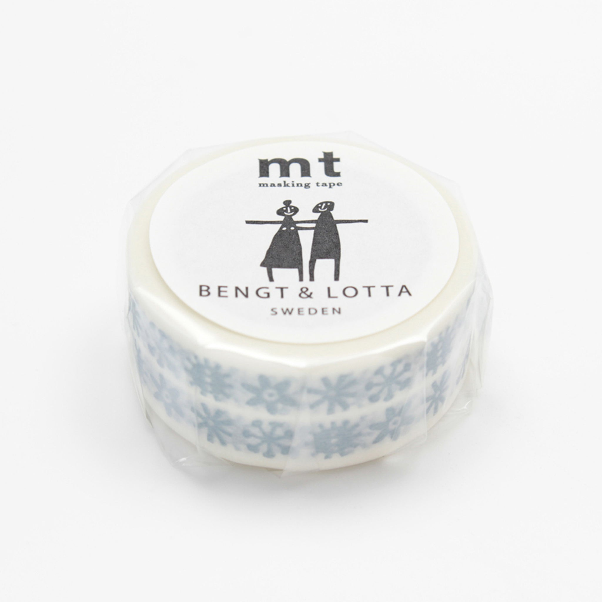 (DC) MT x Bengt & Lotta Washi Tape Flower