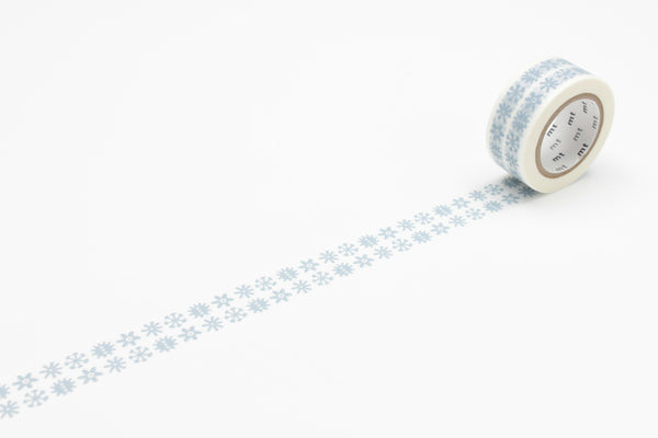 mt x BENGT & LOTTA Flower washi tape (MTBELO05) | Washi Wednesday