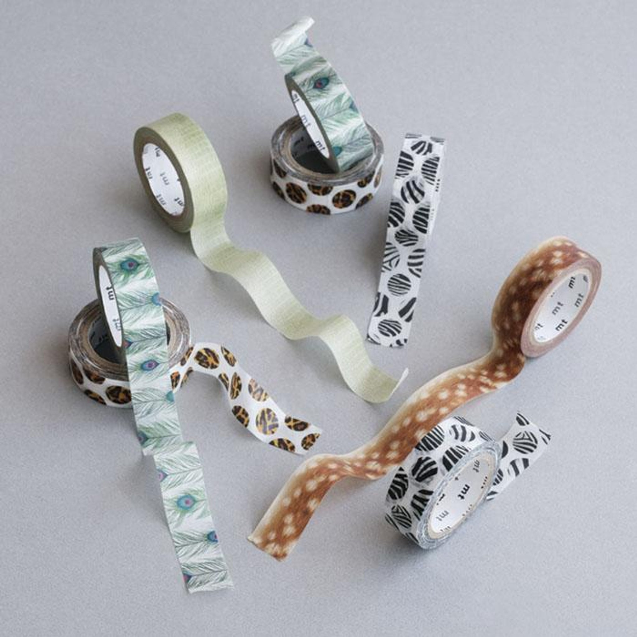 MT EX Washi Tape Fawn