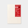 Traveler's Notebook Refill 008 (Passport Size) - Sketch Paper