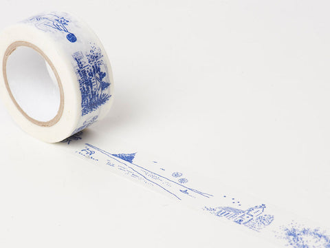 Classiky x Shunshun France Washi Tape