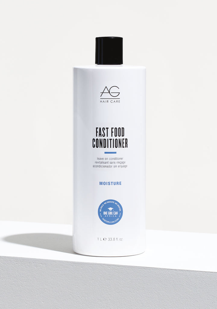 FAST FOOD leave on conditioner