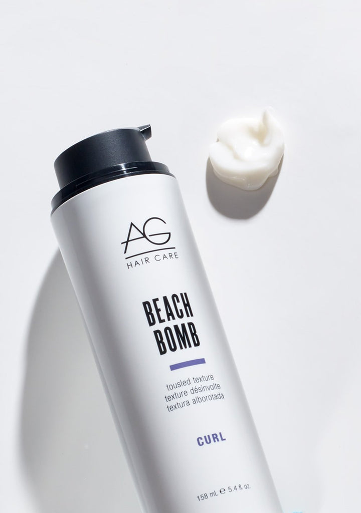 BEACH BOMB tousled texture