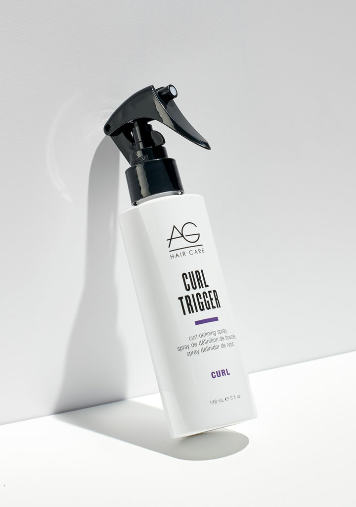 CURL TRIGGER curl defining spray