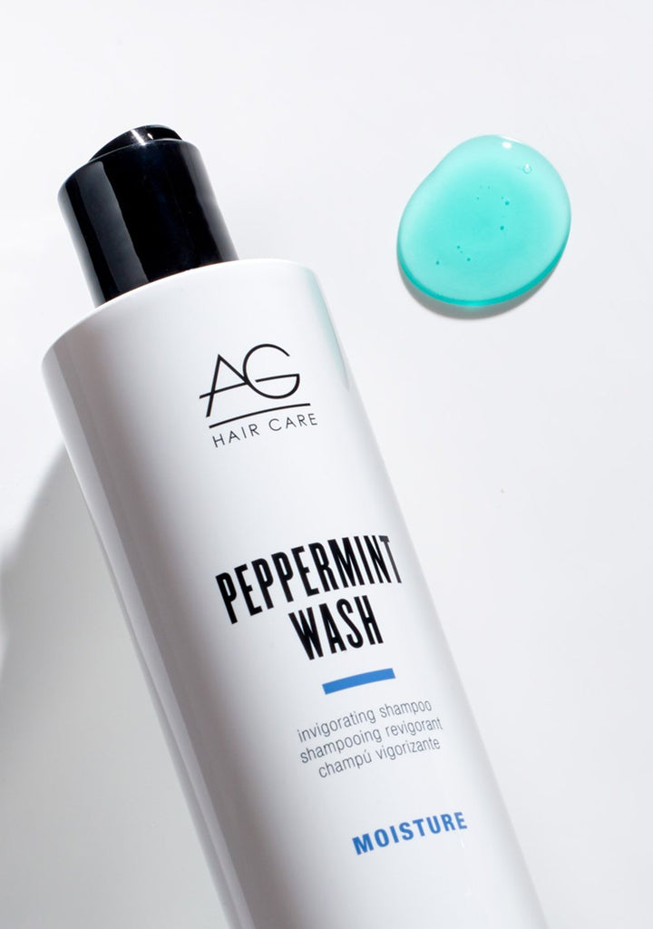 PEPPERMINT WASH invigorating shampoo