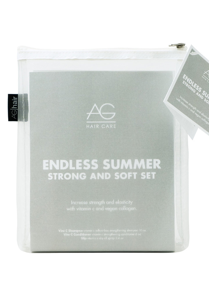 SUMMER  STRONG AND SOFT SET