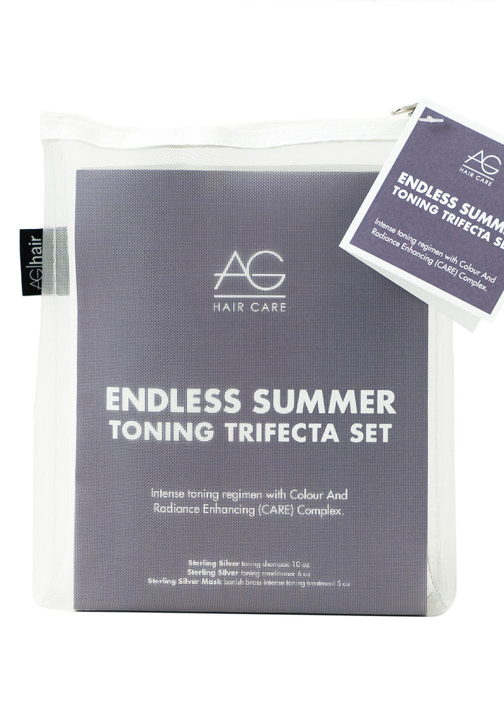 SUMMER TONING TRIFECTA SET
