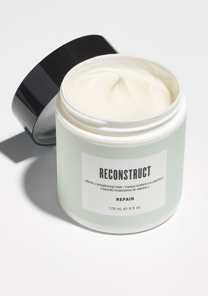 VEGAN RECONSTRUCT vitamin c strengthening mask