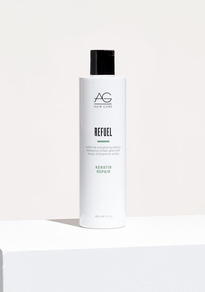 REFUEL sulfate-free strengthening shampoo