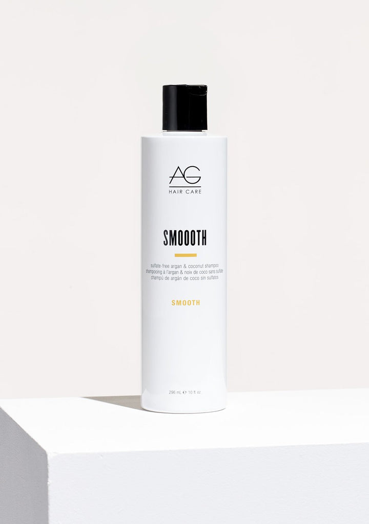 SMOOTH sulfate-free argan & coconut shampoo