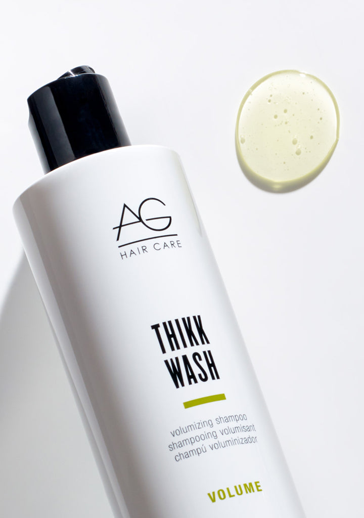 THIKK WASH volumizing shampoo