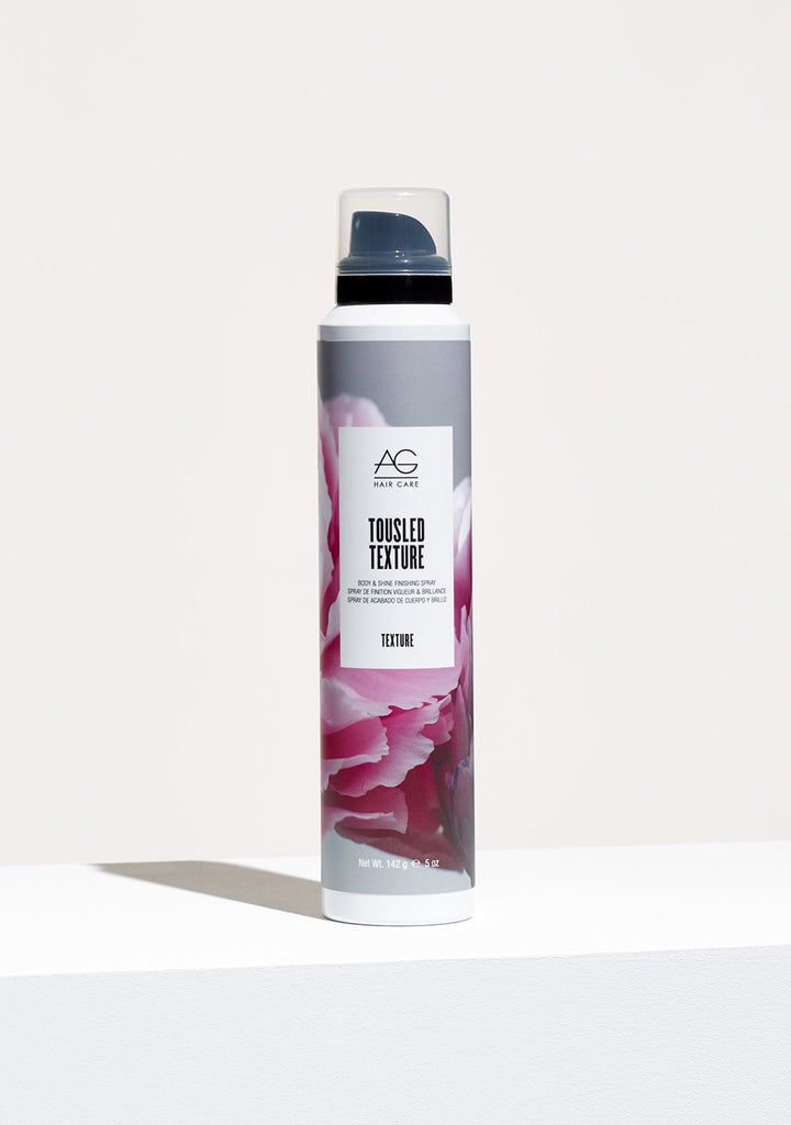 TOUSLED TEXTURE body & shine finishing spray