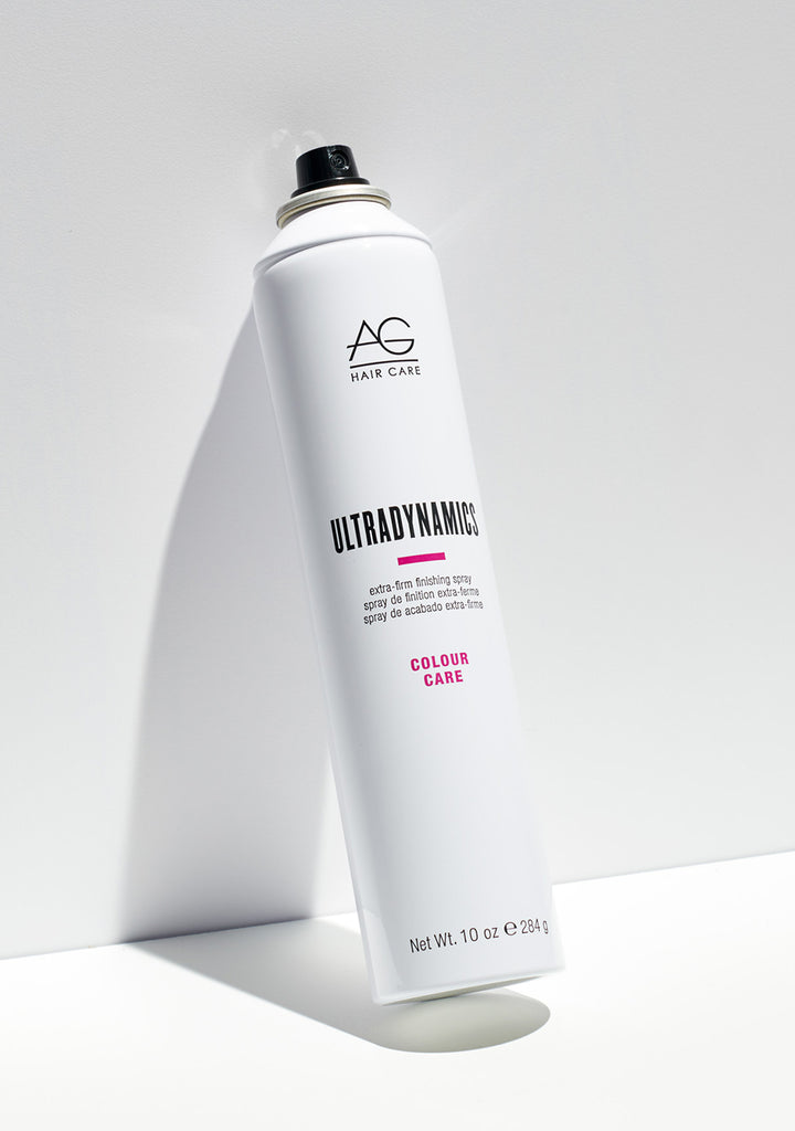 ULTRADYNAMICS extra-firm finishing spray