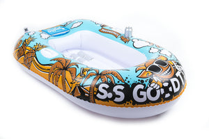 S.S Goodtimes - 6 Pack Party Boat and River Giver