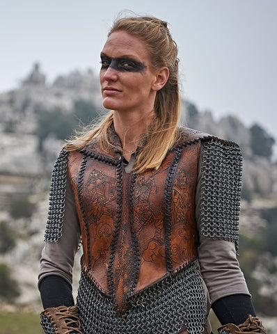 Magnus Leatherface's Shield Maiden Armor