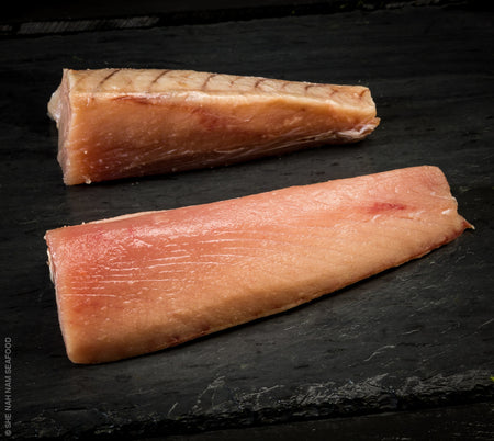 Fresh Tuna Loins Skin Off Seafood